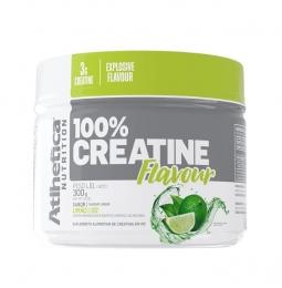 100% CREATINE FLAVOUR LIMÃO (300g)