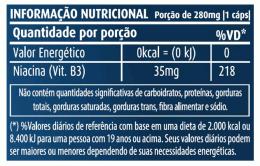 Vitamina B3 280mg (60 caps)